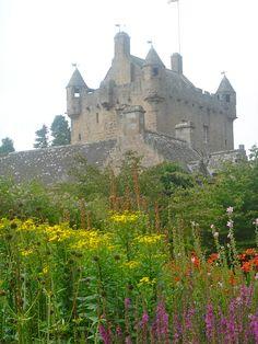 Cawdor Castle, Highlands, Scotland