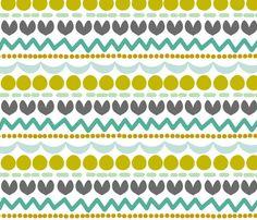 Holidays fabric by natitys on Spoonflower - custom fabric