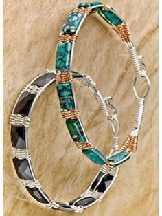 Timeless Turquoise and Elegant Onyx | InterweaveStore.com