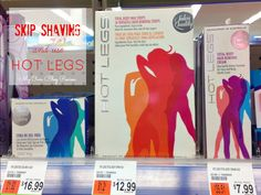 Pain Free Waxing with Hot Legs #Cool2LookHot and #cbias #shop