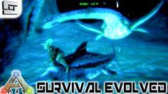 ARK: Survival Evolved - TAMING A NEW PLESIOSAUR! E55 ( Gameplay )