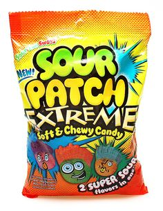 extreme sour patch kids
