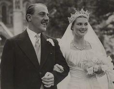 style   lady anne bridgeman   via: chic vintage brides