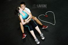 CrossFit engagement - Like the jump rope heart