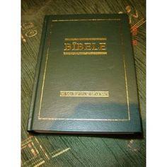 Latvian Bible / Bibele Latvijas 1965 Gada Izdevuma Revidetais Teksts / 1997 R63 My Heritage, Culture, Cover, Books, Bible, Libros, Book, Book Illustrations, Libri