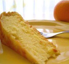 Bolo de claras com laranja - Receita - SAPO Lifestyle