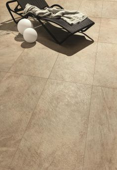 Caesar (Booth L11016) offers Æxtra 20, monolithic porcelain stoneware slabs, perfectly squared and rectified with 20 mm thickness. The high resistance, the precious finish and the broad range of colors meet any  need for outdoor floors. #Coverings2014