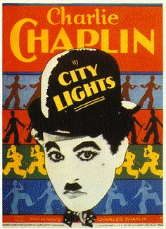 city lights starring charlie chaplin - Without a doubt, one of my fave Chaplin films:-)