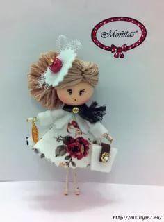 кукла брошь из фетра мастер класс: 13 тыс изображений найдено в Яндекс.Картинках
