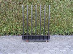 GroundLevel hekwerk voor Eurojust Den Haag. #straatmeubilair #hekwerk #custommade #eurojust