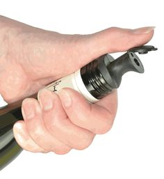 Tullys Screw Cap Slow Wine Pourer 25 Pack