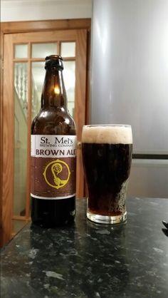 St. Mels Brown Ale