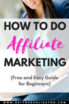 Cassie gives you a FREE + Easy Affiliate Marketing Beginner Guide that is so useful and helped me to get started on my affiliate marketing path! Get the TOP Affiliate Programs to join that score bloggers the most income! #bloggingadvice #WAHM #workathomemom #bloggingtips Marketing Program, Affiliate Marketing, Online Marketing, Online Advertising, Marketing Tools, Digital Marketing, Make Money Blogging, Make Money Online, How To Make Money