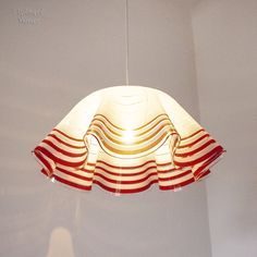 FOR SALE on #etsy: FRENCH Vintage MCM 1950s/60s Striped Red
