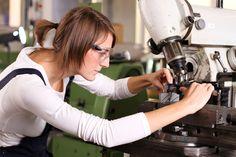 Neue Möglichkeiten in MINT-Berufen für Frauen