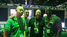 E3 2015: Episode #487 – Interview with Marketing Head for Xbox Aaron Greenberg