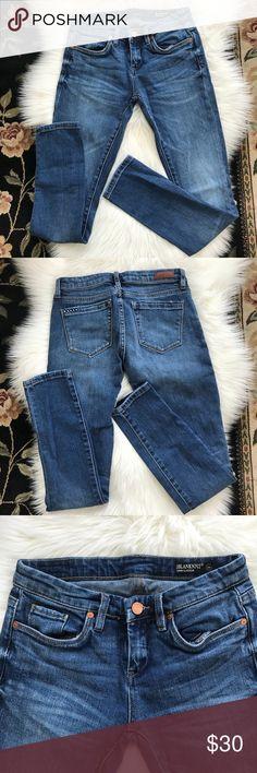 "Blank NYC Skinny Classique Jeans Size 26 EUC Skinny Classique Jeans from Blank NYC.  Inseam 29"". Rise  7 1/2"". Blank NYC Jeans Skinny"