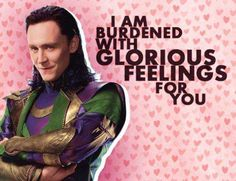 """Came up in a search for """"Loki devil"""" after the search engine kept malfunctioning and spitting out results for """"love"""". God of mischief indeed. He's in my Intewebs, messin' up my searches."""