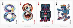 Playing Arts – Edition Two on Behance