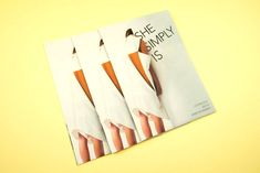 She simply is – Dana Dijkgraaf Design Graphic Design Studios, Projects, Log Projects, Blue Prints
