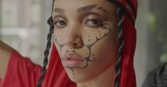 FKA twigs Drops Hypnotic New Song in an Eye-popping Nike Commercial