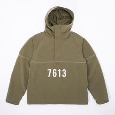 Wtaps Yacht Jacket - Amazingly beautiful new offerings from WTAPS. The new pull-over Yachts styled anorak Jacket features an adjustable hood and waist, crisp graphic prints on front and back, mesh lining, and of course the iconic WTAPS branding we all know and love.  Highly essential piece.