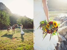 rustic bohemian wedding ideas