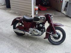 1965 Honda Dream 305 motorcycle photo