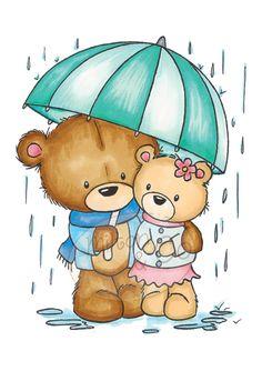 ‿✿⁀ Bears ‿✿⁀   ~~Milton and Millie