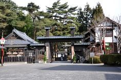 D-2 Edo Wonderland in Japan is a history theme park recreating Japanese town life during the Edo Period (1603-1868). The park is really a small town built in Edo style architecture and populated by townspeople in period costume, and has been used as the setting for period tv dramas.