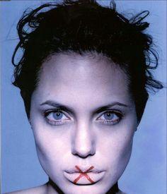 Angelina Jolie Beauty Sexy
