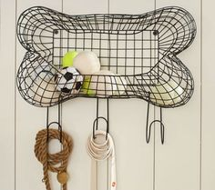 Doggie Toy Basket hold your dog toys and accessories with style Dog Rooms, Training Your Puppy, Training Dogs, Dog Behavior, Dog Houses, Dog Supplies, Dog Care, Pottery Barn, Best Dogs