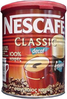 Nescafe Classic Instant Greek Coffee Decaf *** For more information, visit image link.
