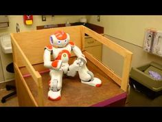 MEDi robot helps kids during treatments | This cute humanoid robot will dance and play games and help children with anxiety related to medical procedures. Equipped with cognitive behavioral skills, MEDi will be in the US in the next few months.
