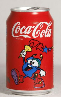 1996 Atlanta Olympics Coca-Cola | Coke BR News - Coke Blog - Coca-Cola Blog: Maio 2011