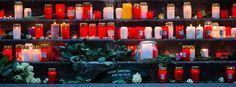 So sad... Our condolences and deepest sympathy to all relatives. #GermanWings # GermanWingsCrash #sad #France #Alps #Barcelona #Duesseldorf #4U9525 Image Source: Spiegel Online