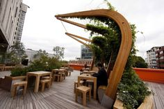 Extraordinary London39s Best Rooftop Bars Bars And Pubs Time Out London Rooftop Terrace Garden Patio Garden Additional Space
