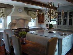 Amy BIrdsong traditional kitchen