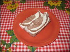 Înghețată bicoloră Parfait