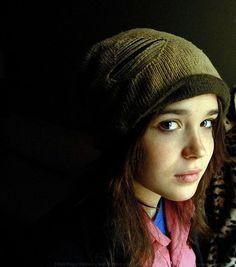 Ellen Page - I think she is,my gangdoppler!