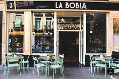 Sidrería asturiana La Bobia - Madrid
