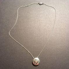 For Sale: Smiley Necklace  for $13