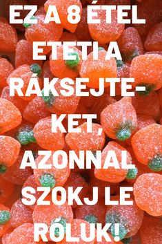 Ez a 8 étel eteti a ráksejteket! Healthy Cooking, Good Food, Food And Drink, Diet, Foods, Fruit, Vegetables, Food Food, Loose Weight