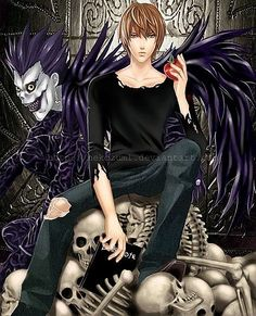 draw sister / image manga / death note