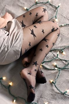 The Lingerie Addict has a list of 25 gorgeous tights with unique designs for the fall and winter!