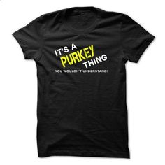 It is a PURKEY Thing tee - #gift amor #hoodie