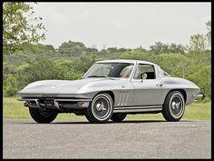 1965 Chevrolet Corvette .