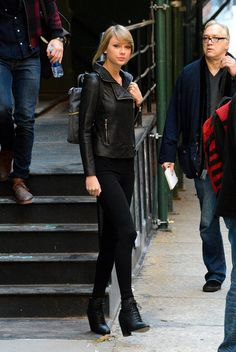 Taylor Swift en Nueva York
