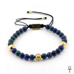 Deep Sea Exclusive Men Bracelet #blue #men #bracelet #deepsea