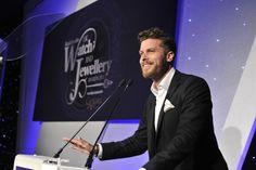 UK Jewellery Awards 2014 - Host Rick Edwards  https://awards.retail-jeweller.com/